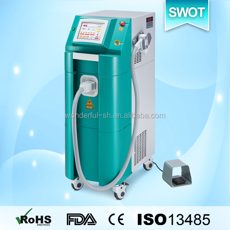 808nm portable light sheer diode laser hair removal