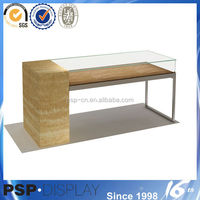 2014 new design hot sell eco-more mirrored jewelry cabinet jewelry armorie