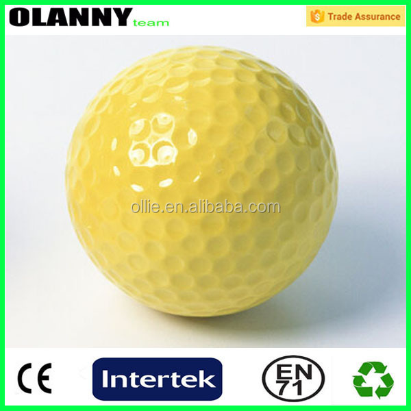 433 dimples good supplier driving range large golf ball