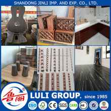 white OAK Engineering wood /solid timber/ sapeli engineering wood from luligroup