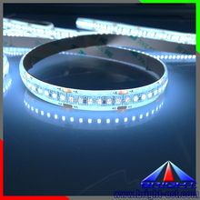 2216 SMD flexible led strip, 240 LED/M waterproof IP66, silicone tube DC 24V flexible tape light side emitting led