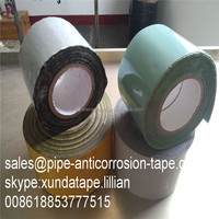 Double side rubber pipe wrap tape with master roll 38'' width