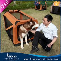 Newest hot sale carrying soft dog cage pet cages