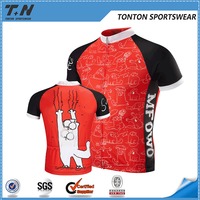 2015 New Men's Cycling Bicycle Short Sleeve Jersey Shirt