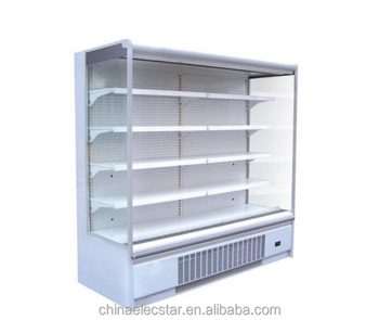San Diego slimline supermarket refrigerated Vertical Multi Deck