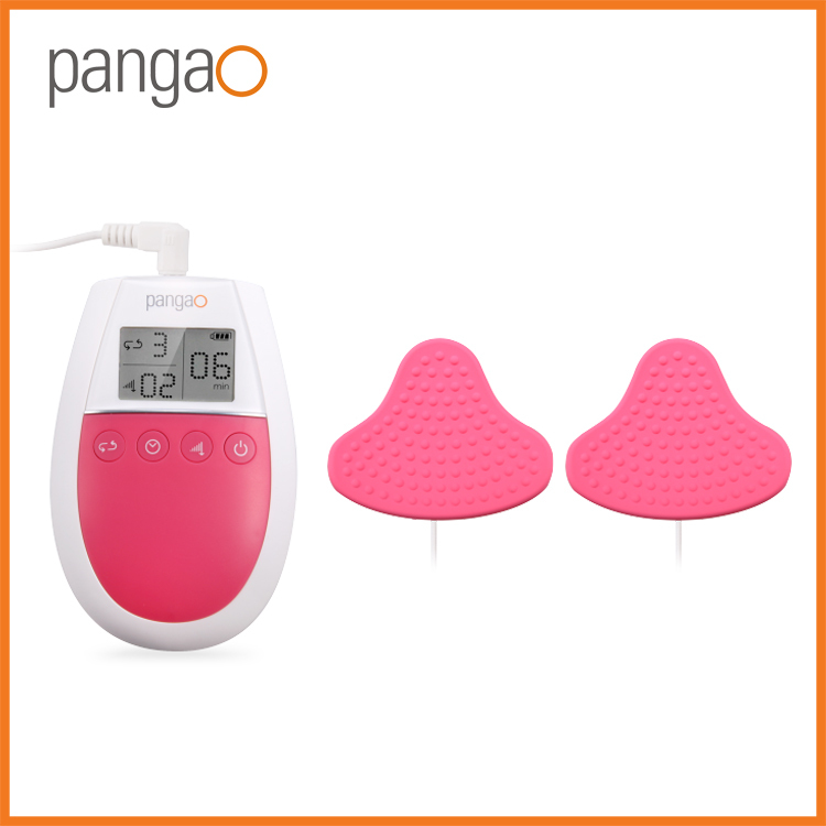 vibrating breast massager with CE