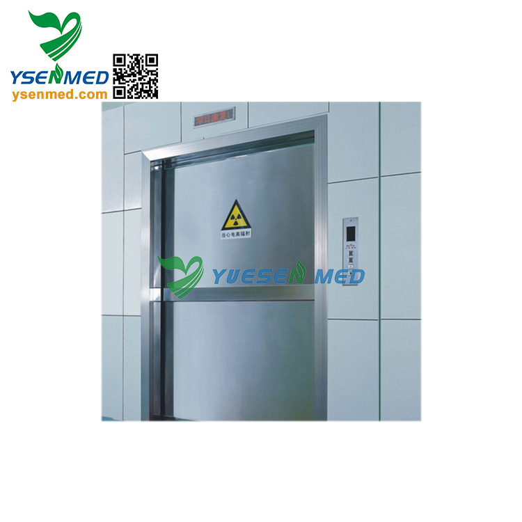 Chinese suppliers YSX1525 radiation protection lead lined door
