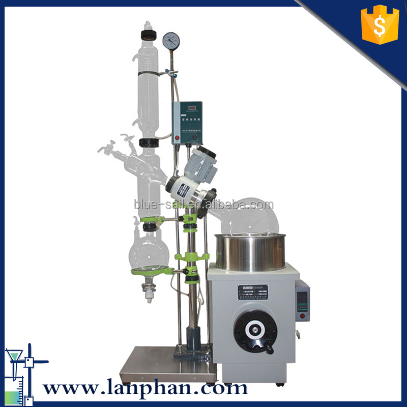 Best Sale 10L Laboratory Distillation Equipment for Essential Oil Extraction