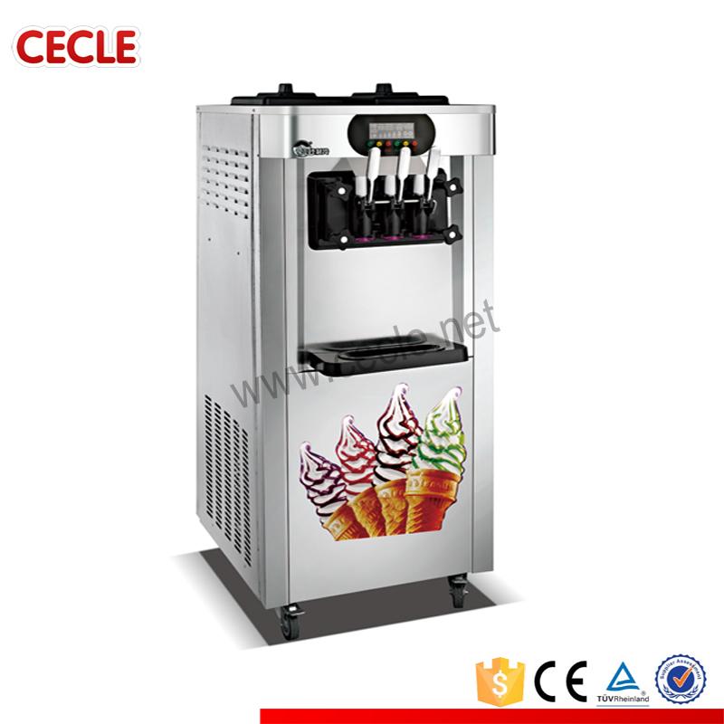 commercial soft serve machine