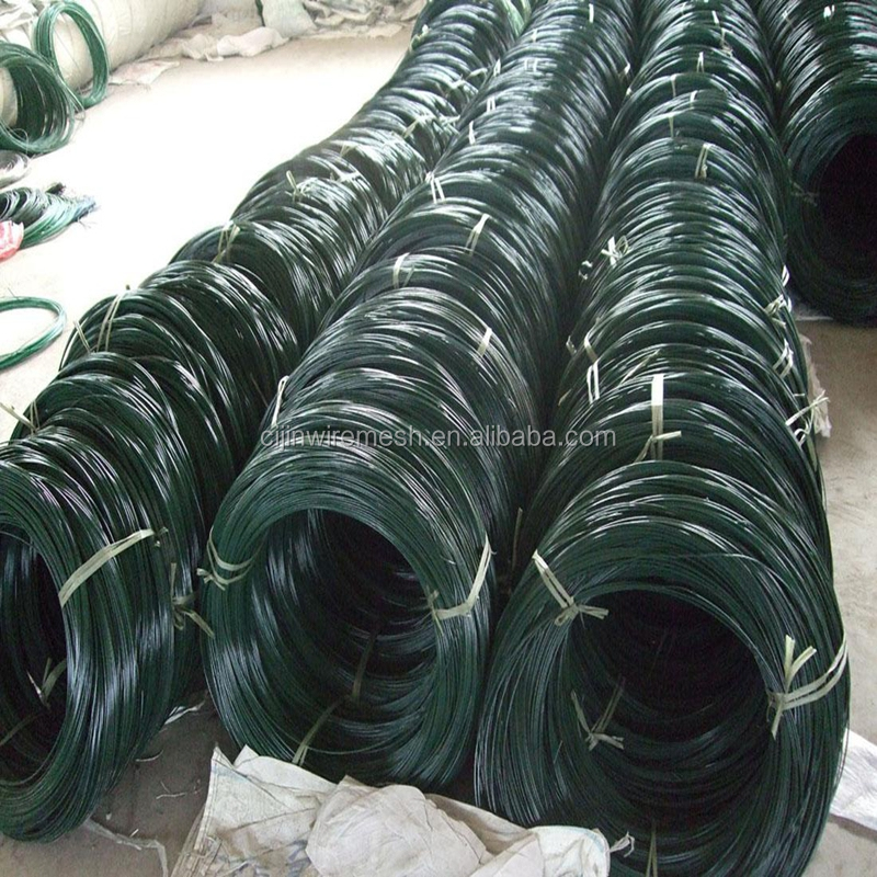 China Supplier High Quality PE PVC Coated Steel Wire Rope
