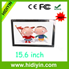 Hot selling 15.6 inch android indoor LCD screen six vedio media ad player
