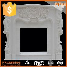 Custom make hand carved marble fire place mantel sandstone fireplaces mantelpieces