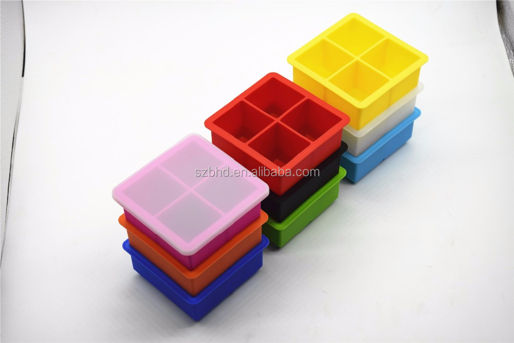 China Supplier Personalized Ice Cube Tray for Making Jumbo Ice Cubes