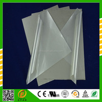 Glass fiber mica sheet for lamps shades