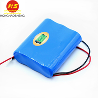 China Supplier Hot Selling Powerful E-Hookah Rechargeable Battery With Bms