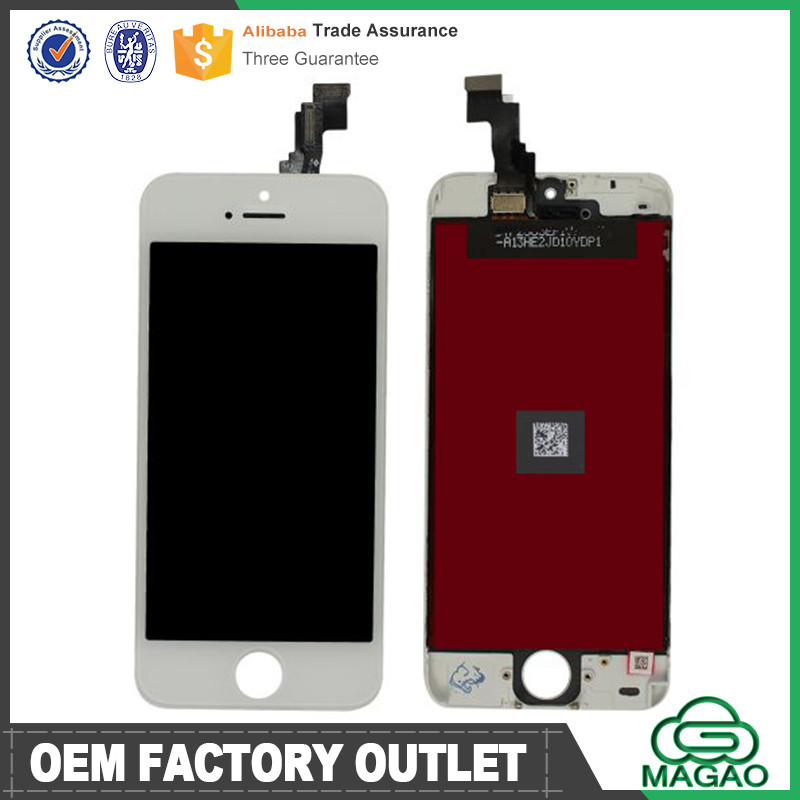 Paypal Accept Cheap for iphone 5c lcd original,for apple iphone 5c original lcd+Touch Complete