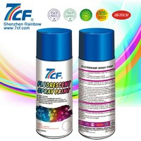 Glow In The Dark Paint Spray For Fabric Aerosol
