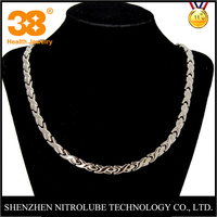 Simple Fashion Long Chain Silver Gold
