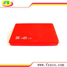 "2.5"" Inch USB2.0 to SATA Plastic Laptop Portral Hard Disk Drive HDD External Enclosure Caddy Case Box"