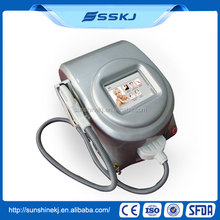 Portable IPL hair removal machine/replaceable lamp with 150000 flashes