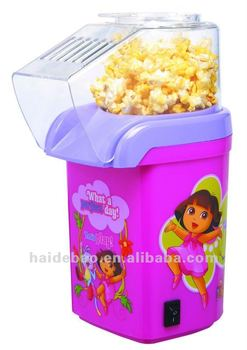 Cartoon Popcorn Maker