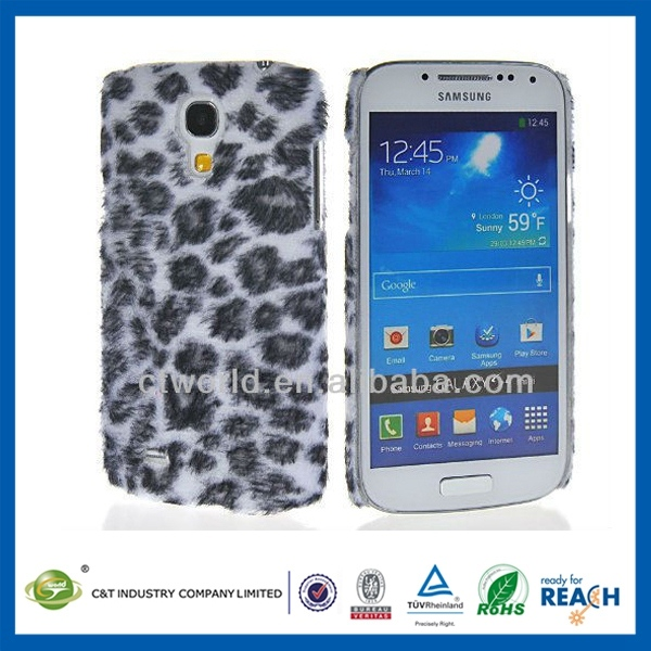 Popular Mobile Phone pc metal case for samsung galaxy s4 mini i9190