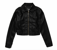 China factory wholesale leather jacket in pakistan sialkot
