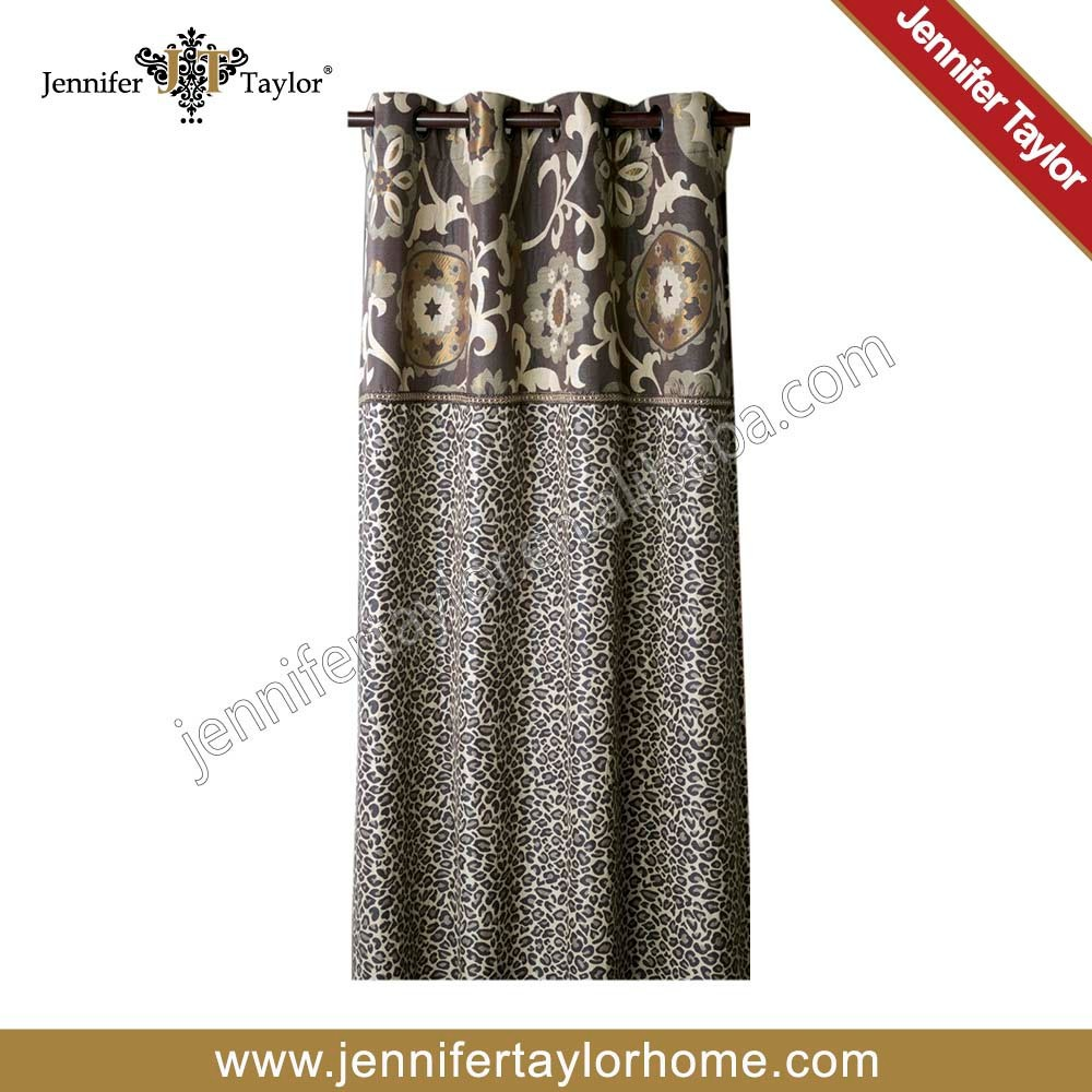 Jennifer Taylor classic living room blackout curtain