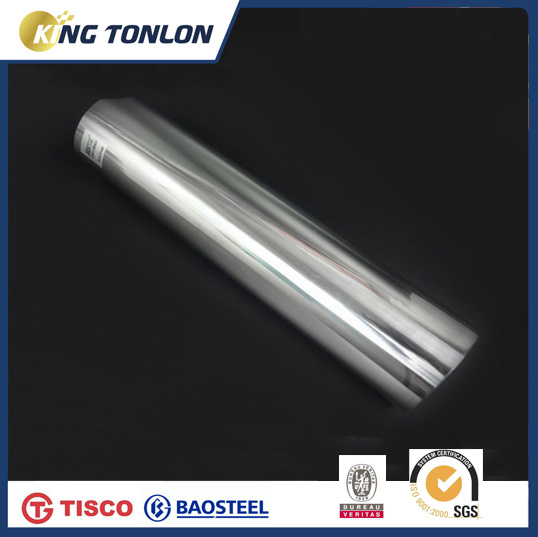 Factory distributor 200/300/400 series stainless steel round pipe