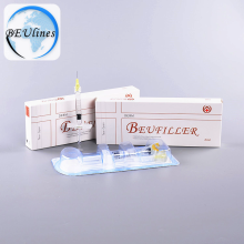 Competitive Price 2ml derm hyaluronic acid lip dermal skin fillers