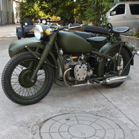 Hailing 750 threewheel gas motocicletas sidecar for sale street use
