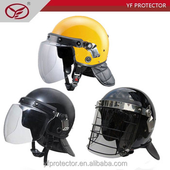 High quality & competitive price adjustable anti riot helmet