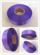 100% polyester satin color ribbon manufacture