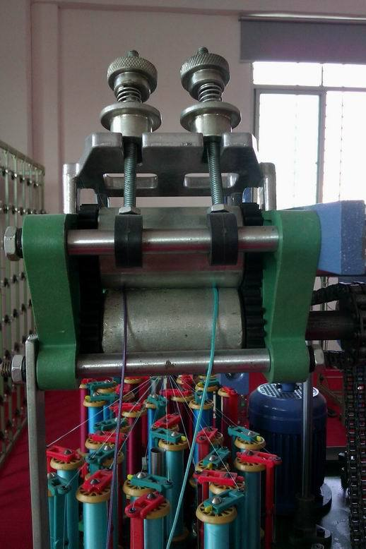 Wholesale High Speed Shoelace Cord Braiding Machine