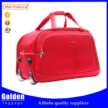 Fashion china manufacturer travel bag for travel and promotion,good quality fast delivery