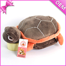 Winter Best Plush Toy Turtle Shape Plush Toy With Warm Water Bag
