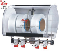 SMG SER-T4/p4 Elastane roller/spendex yarn feeder with circular knitting machine