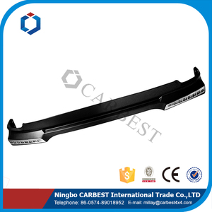 High Quality Front Bumper Spoiler with LED for TOYOTA Land Cruiser FJ200 2014