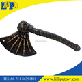 Ancient weapon toy skull single side axe toy