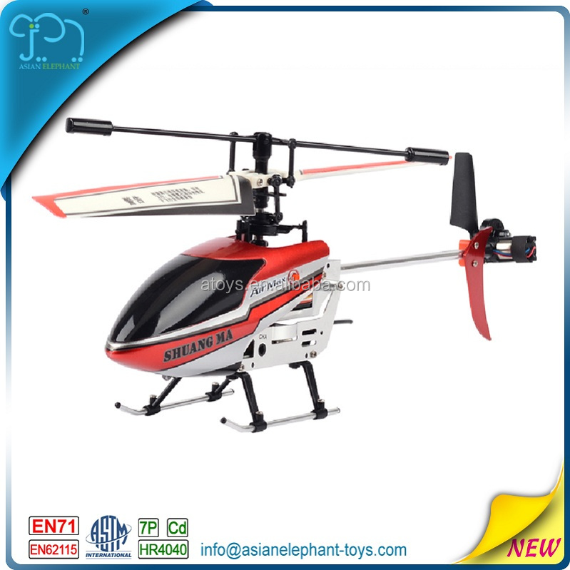 2.4G Big 4CH Single Blade RC Helicopter Toy For Age 14 For Kids Remote Helicopter For Boys Toy Helicopter With Logo