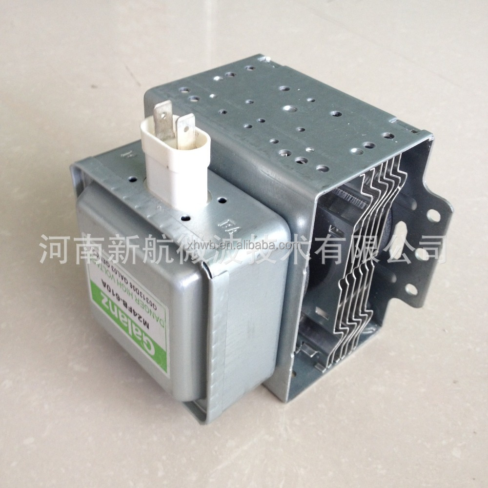 low price of original and new galanz micorwave magnetron,m24fb-610a