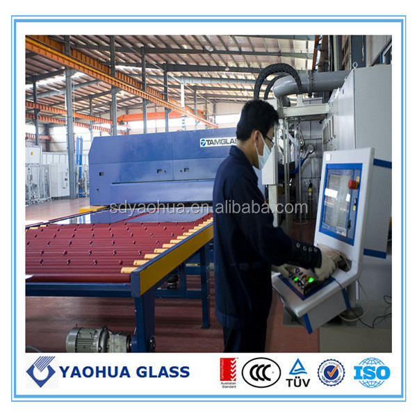 shandong Yaohua GLass Co.,lTD Heat soaked glass
