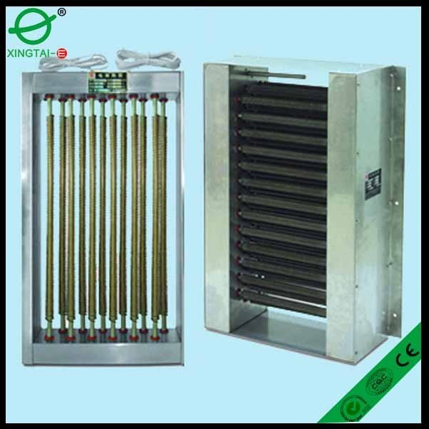 new style air duct heaters for drying products