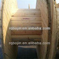 industrial plywood cable wire packing wooden cable spools