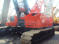 New arrival used 50ton Hitachi crawler crane, KH180, japan made crawler crane hitachi KH180