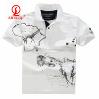 2014 New Design Cheap Polo T Shirt Professional Made In China