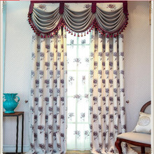 Drapes and curtains luxury attached valance
