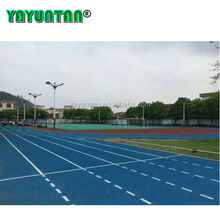 13mm IAAF approved Rubber Athletic Running Track Surface