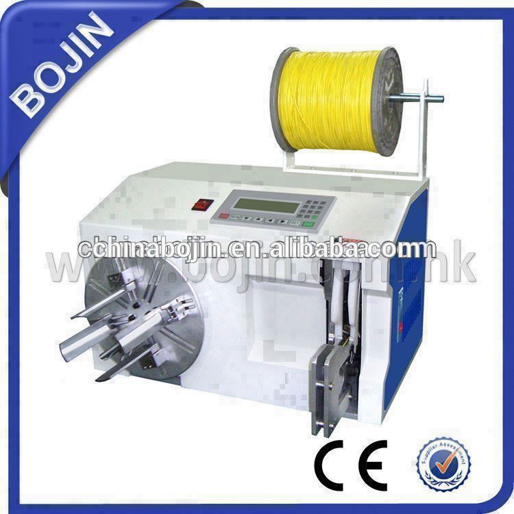 Amazing quality dc power cable/wire twist and tie machine