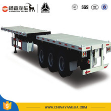 Customized SPMT multi-axle hydraulic container semi trailer for sale Malaysia